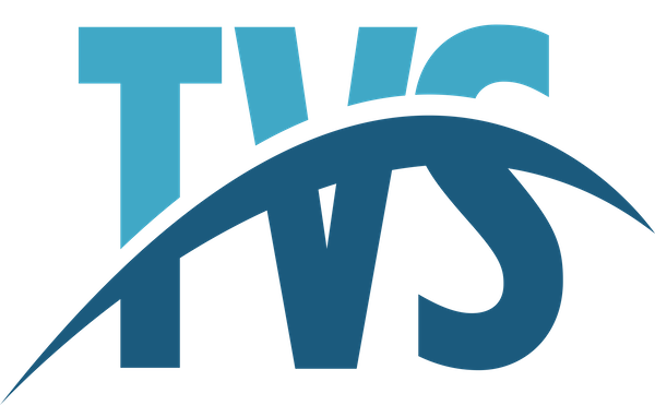 T-V-S, Inc. Logo. Click to go to the home page.